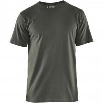 T-paita Blåkläder 3525, army green