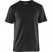 T-paita Blåkläder 3525, musta