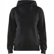 Naisten huppari Blåkläder 3560 3D, musta