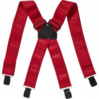 Henkselit Blåkläder 4009, punainen