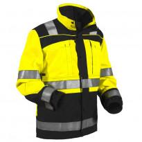 Highvis takki, keltainen/musta (402913703399)