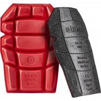 Polvisuojat Blåkläder 4058, musta/punainen
