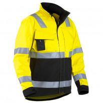 Highvis takki, keltainen/musta (406418113399)