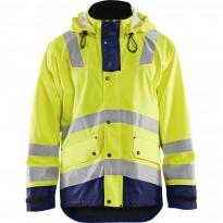 Talvisadetakki Blåkläder 4307 Highvis, huomiokeltainen/sininen
