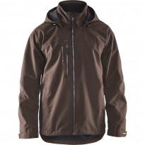 Kuoritakki Blåkläder 4790, ruskea/musta