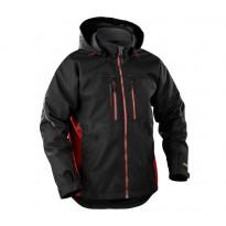 Takki Blåkläder 4890 Functional, musta/punainen