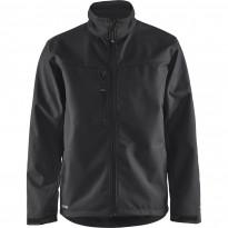 Softshell-takki Blåkläder 4951, musta