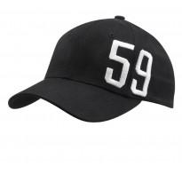 Lippis 59, musta