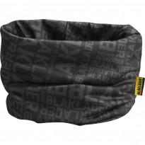 Putkihuivi Blåkläder 9083, musta/tummanharmaa
