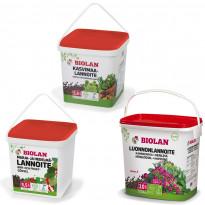 Lannoitepaketti hyötykasveille Biolan