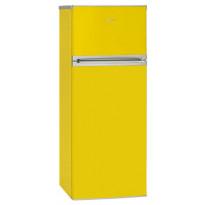 Jääkaappipakastin DT349, 172+40l, keltainen