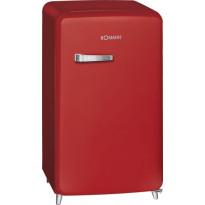 Jääkaappipakastin BomannKSR350, 121l, punainen tai beige