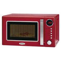 Mikroaaltouuni Bomann MWG2270CBR, punainen