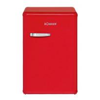 Jääkaappipakastin BomannRetro VSR 352, 130l, punainen