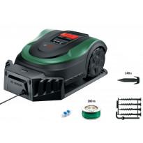Robottiruohonleikkuri Bosch Indego Xs 300, 300m² leikkuualue