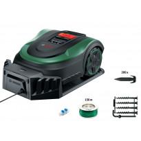 Robottiruohonleikkuri Bosch Indego S+ 500, 500m² leikkuualue