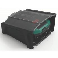Robottiruohonleikkurin katos Bosch Indego 350/400 -leikkureille