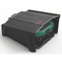 Robottiruohonleikkurin talli Bosch Indego 350/400 -leikkureille