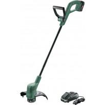 Akkutrimmeri Bosch EasyGrassCut 18-230, 18V, 2Ah akulla