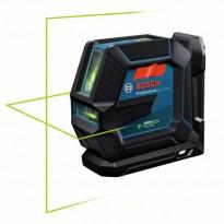 Linjalaser Bosch Professional GLL 2-15 G + LB10-pidike + BT150-jalusta