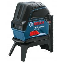 Kombilaser Bosch GCL 2-15 + RM 1 + Laukku