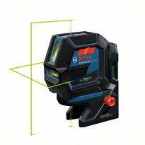 Yhdistelmälaser Bosch Professional GCL 2-50 G + RM10-pidike + BT150-jalusta