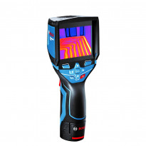 Lämpökamera Bosch Professional GTC 400, 12V, 2.0Ah akulla + L-Boxx