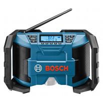 Radio Bosch GPB 12V-10 Solo, pahvi, ei sis. akkua/laturia