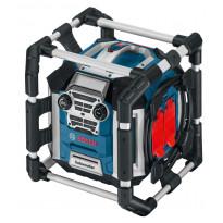 Työmaaradio/laturi Bosch Professional GML 50 Power Box, 50W