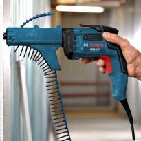 Ruuvinväännin Bosch Professional GSR 6-45 TE + ruuvilipas MA 55