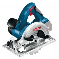 Akkukäsipyörösaha Bosch Professional GKS 18V-LI Solo, L-Boxx, ei sis. akkua/laturia