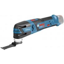 Akkumonitoimityökalu Bosch, GOP 12V-28 Solo, L-Boxx, ei sis. akkua/laturia