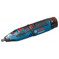 Akkumonitoimityökalu Bosch Professional GRO 12V-35, 2x2.0Ah, L-Boxx, Verkkokaupan poistotuote