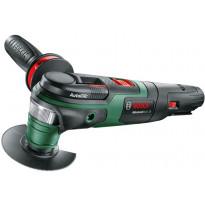 Akkumonitoimityökalu Bosch AdvancedMulti 18 Solo, ei sis. akkua/laturia, Verkkokaupan poistotuote