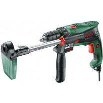 Iskuporakone Bosch, EasyImpact 550 + Drill Assistant