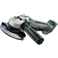 Akkukulmahiomakone Bosch AdvancedGrind 18 Solo, 18V, Ø125mm, ilman akkua