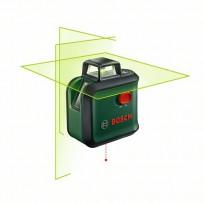 Ristilinjalaser Bosch AdvancedLevel 360