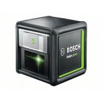 Ristilinjalaser Bosch Quigo, vihreä