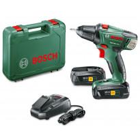 Akkuporakone Bosch PSR 180 LI-10 2x2,0Ah