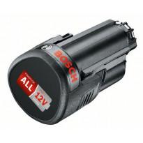 Akku Bosch 12V LI 2,5 Ah
