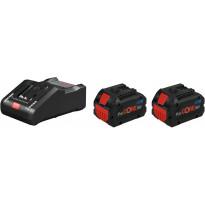 Aloituspakkaus Bosch Professional ProCore 18V 2x8.0Ah