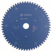 Pyörösahanterä Bosch Expert for Wood 254x30x2.4/1.8mm 60T