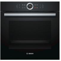 Erillisuuni Bosch Serie 8 HBG632BB1S, 60cm, musta