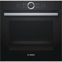 Monitoimiuuni Bosch HBG672BB1S, 60cm, musta
