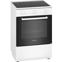 Keraaminen liesi Bosch Serie 2 HKA000020U, 60cm, valkoinen