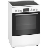 Keraaminen liesi Bosch Serie 4 HKR39A220U, 60cm, valkoinen