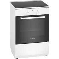Liesi Bosch HLL090020U, vapaasti sijoitettava, 60cm, valkoinen