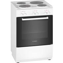 Lattialiesi Bosch HQA005020U, 60cm, valkoinen