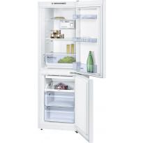 Jääkaappipakastin Bosch KGN33NW20, 176cm, valkoinen