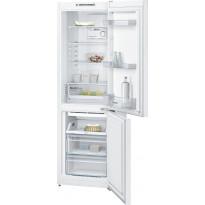 Jääkaappipakastin Bosch KGN36NW30, 215/87l, 186x60cm, NoFrost, valkoinen